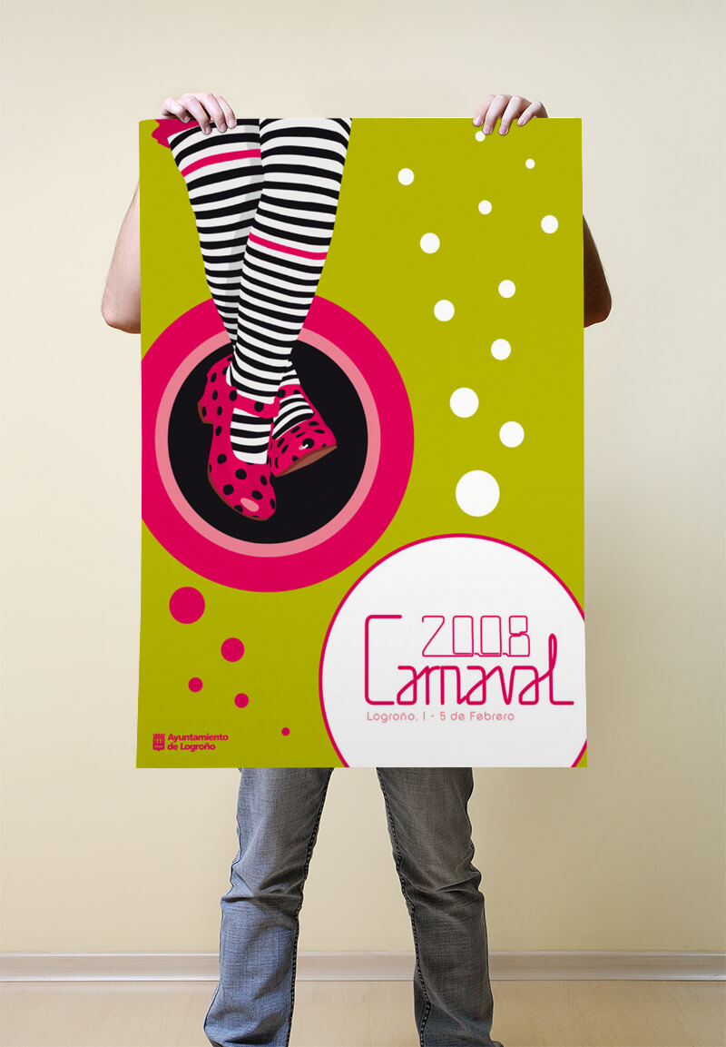 Carnaval 2008 poster