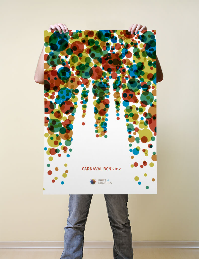 Carnaval 2012 poster