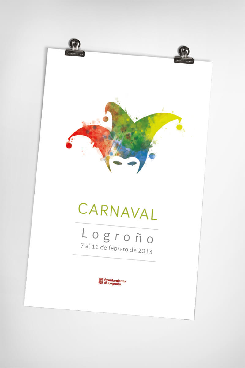 Carnaval 2013 poster